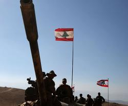 U.S. Releases $105 Million Military Aid to Lebanese Army
