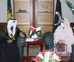 UAE, Pakistan to Boost Defense Cooperation