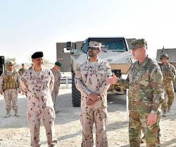 "UAE, US Start ""Iron Union 12' Joint Military Exercise"