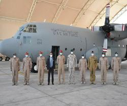 UAE Conducts First Support Flight to Combat Terrorism in African Sahel Region
