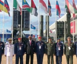 UAE Defense Minister Attends Army 2018 Forum in Moscow