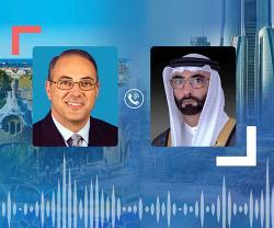 UAE Defense Minister Calls Spanish, Bulgarian, South Korean Counterparts