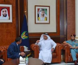 UAE Ministry of Interior, NYPD Sign MoU
