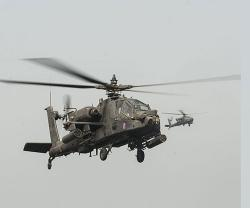 UAE Orders Spare Parts for its AH-64 Apache, UH-60 Black Hawk, CH-47 Chinook Fleet