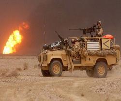 UK Donates 100 Armoured Patrol Vehicles to Lebanese Army