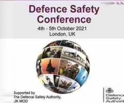 UK to Host Defence Safety 2021 Conference