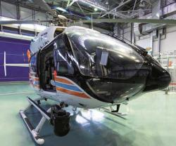Airborne LINX Certified on Large Helicopters