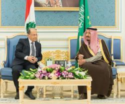 New Lebanese President Visits Saudi Arabia, Qatar
