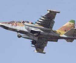 Iraq Receives 3 Sukhoi Su-25 Fighter Jets