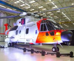 KONGSBERG, Leonardo Sign Agreements for NH-90, AW101 Helicopters