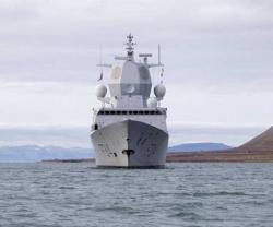 KONGSBERG to Upgrade Fridtjof Nansen Class Frigates