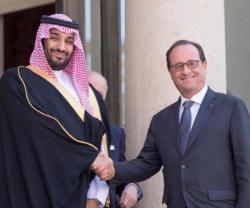 Saudi Defense Minister Visits France After USA