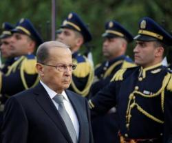 General Michel Aoun Elected President of Lebanon