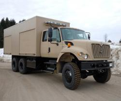 Navistar Defense to Supply Medium Tactical Vehicles to Iraq
