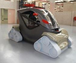 Nexter Robotics Introduces its New Robot NERVA®S