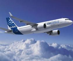SaudiGulf Orders 4 Airbus A320ceo