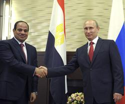 Russia, Egypt to Expand Military Cooperation