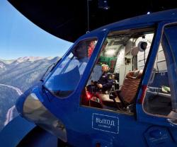 Russian Helicopters Trained Over 1,000 Specialists in 2014
