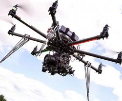 India First to Use Weaponized Drones to Disperse Mobs