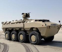 FNSS Launches New Armoured Combat Vehicles at IDEF