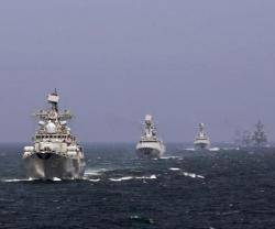 Russia, China Start Military Exercises in Mediterranean Sea