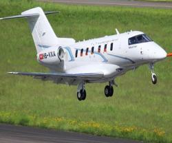 First PC-24 Business Jet Makes Maiden Flight