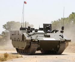 British Army SCOUT SV Vehicles to Receive MTU Engines