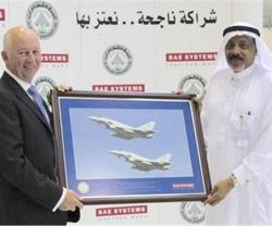BAE Systems and Al-Salam Aircraft Typhoon Collaboration