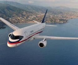 Russia, Iran Discuss Shukhoi Superjet Passenger Plane Sale