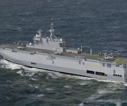 France Refunds Russia for Cancelled Mistral Contract