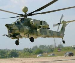 Mi-28N Helicopters to Receive New Helmet Imaging System