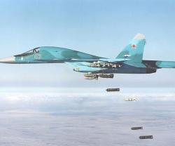 Russian Air Strikes in Syria Draw Mixed Reactions