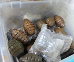 Bahrain Seizes Explosives Cache and Bomb-Making Facility