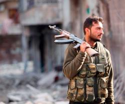 U.S. to Shift Training Syrian Rebels to Providing Weapons