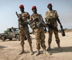 Sudanese Ground Battalion Arrives in Yemen