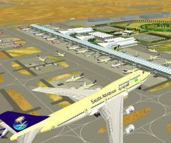 Saudi Arabia to Privatize Jeddah, Dammam Airports in 2017