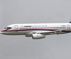 Iran Still Eyeing Sukhoi Superjet-100 Passenger Planes