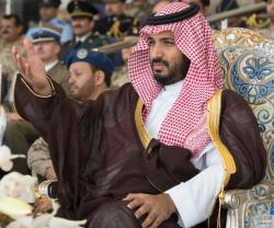 Saudi Defense Minister Attends Graduation Ceremony at King Faisal Air College