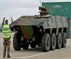 UK, France Launch Rapid Deployment Exercise