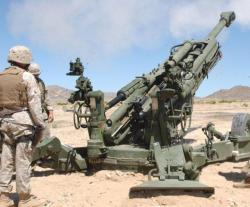 BAE Systems, Emirates Defense Technology Team up on M777 Howitzer