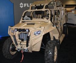 FLIR Launches Light Tactical Vehicle with FLIR Portable Radar