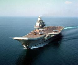 25 Vessels, 30 Jets Join Russia's Naval Drill off Syria