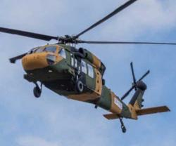 Sikorsky Transfers S-70i™ Helicopter to Aselsan