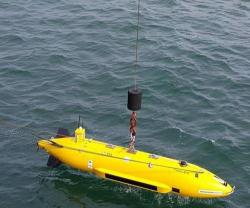 Thales Demos Mine-Hunting Unmanned Package