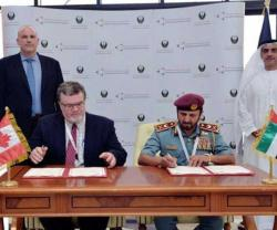 UAE Interior Ministry, Nova Scotia to Share Services