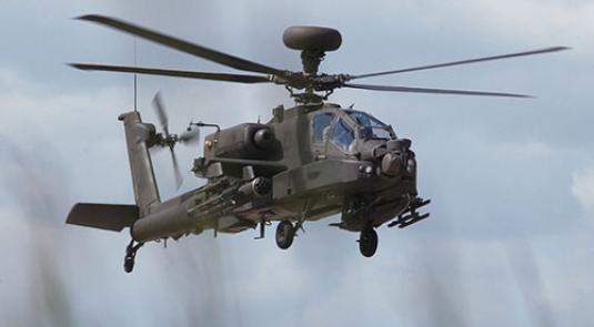 Egypt to Refurbish 43 AH-64E Apache Attack Helicopters