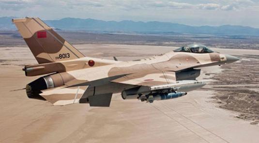 Morocco to Upgrade 23 F 16 Aircraft to F 16V Configuration