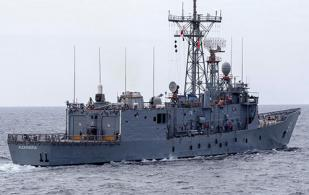 Egyptian Navy Carries Out Naval Exercises with US, Greek, Spanish Counterparts